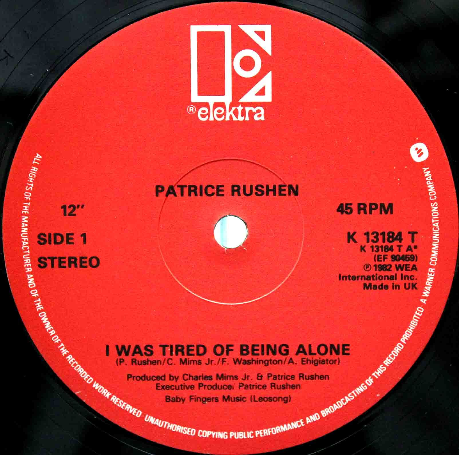 Patrice Rushen – I Was Tired Of Being Alone 03