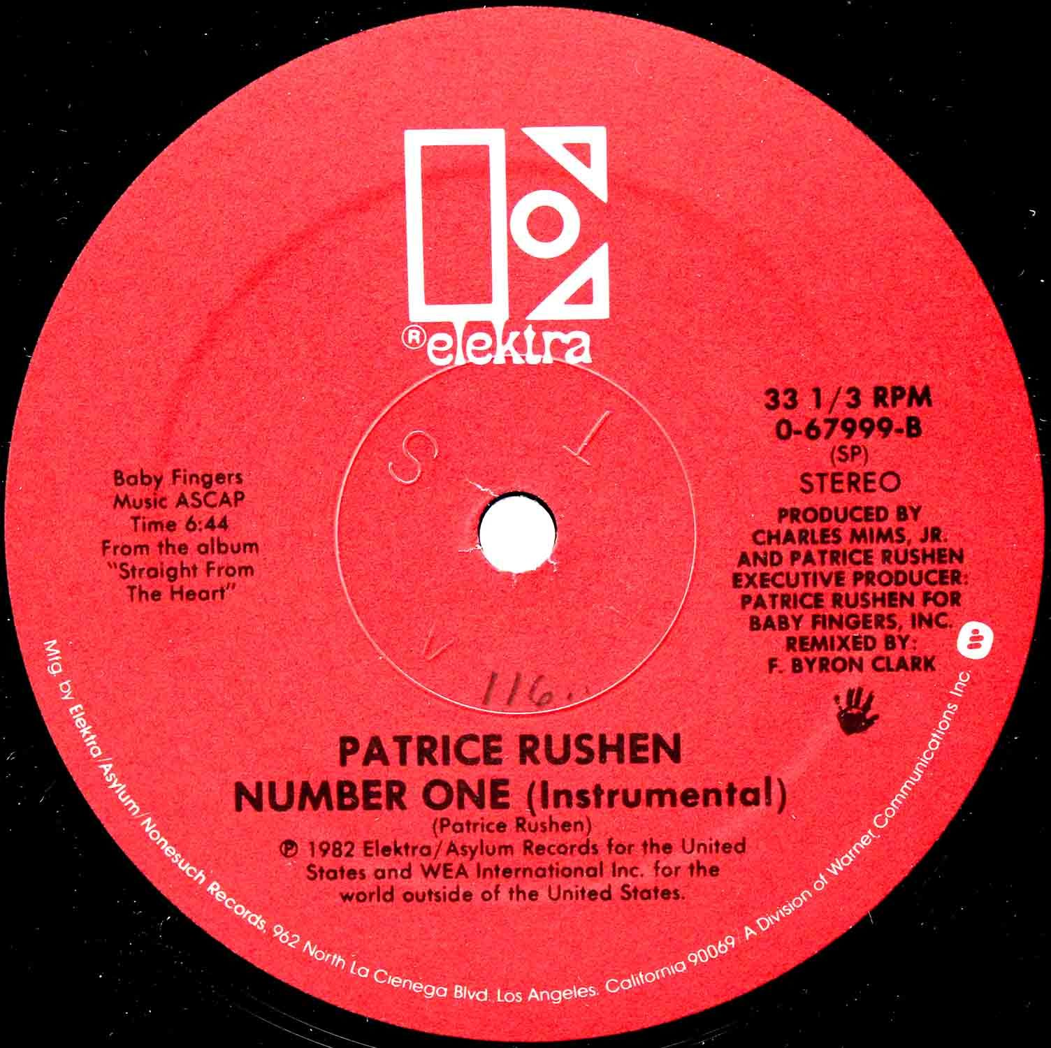 Patrice Rushen – Number One 03