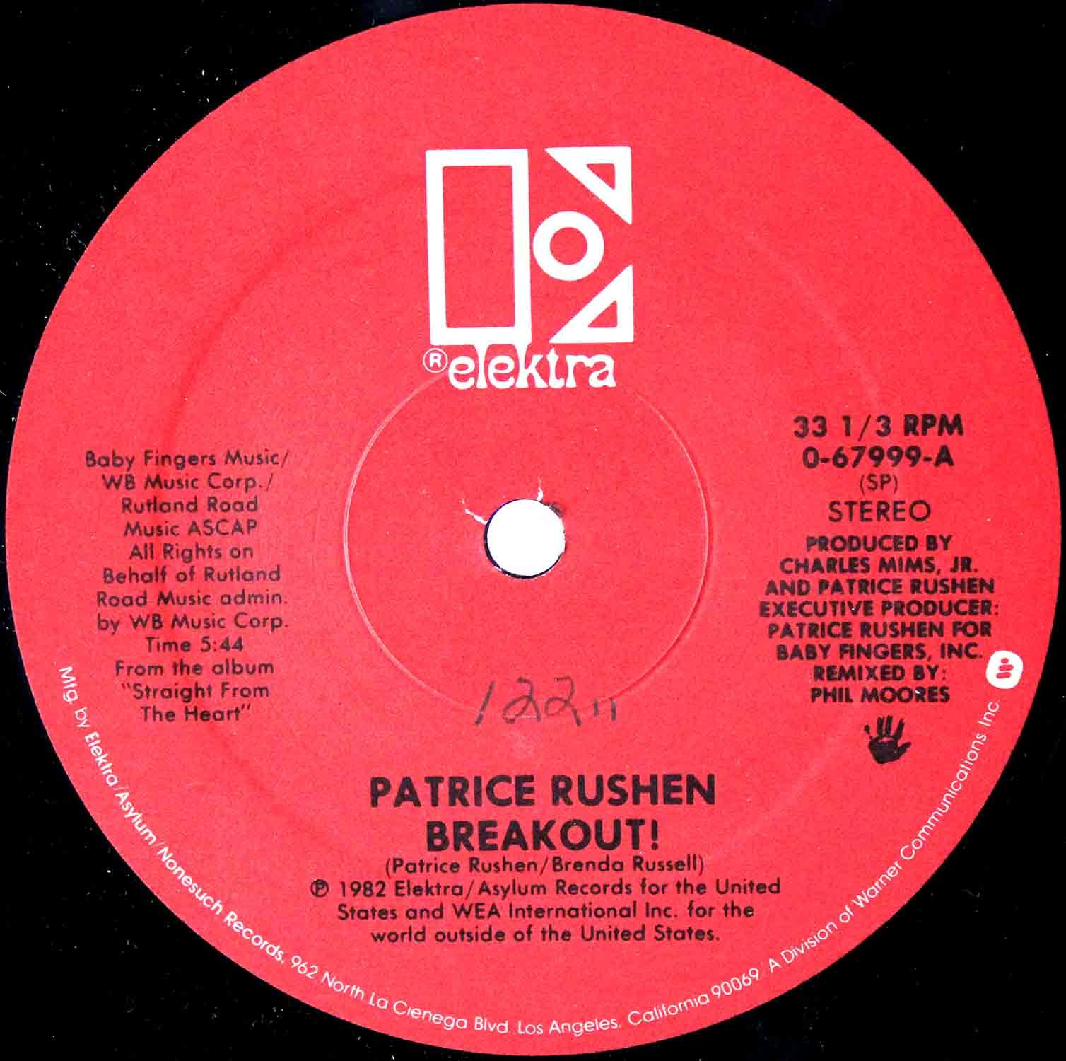 Patrice Rushen – Number One 04