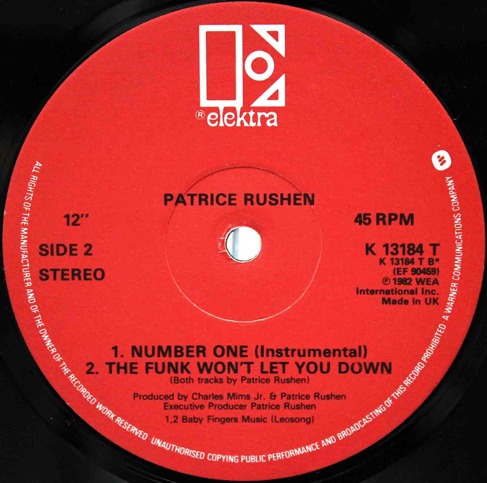 Patrice Rushen Number One 03