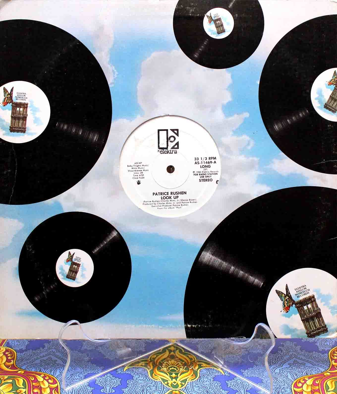 Patrice Rushen – Look Up US Promo 01