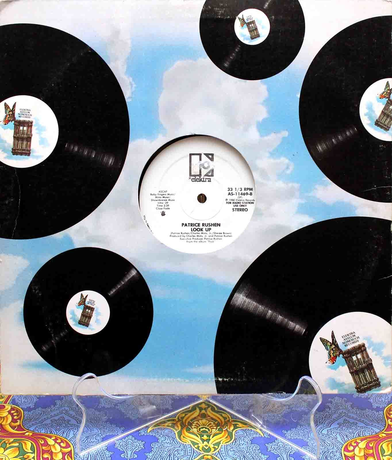 Patrice Rushen – Look Up US Promo 02