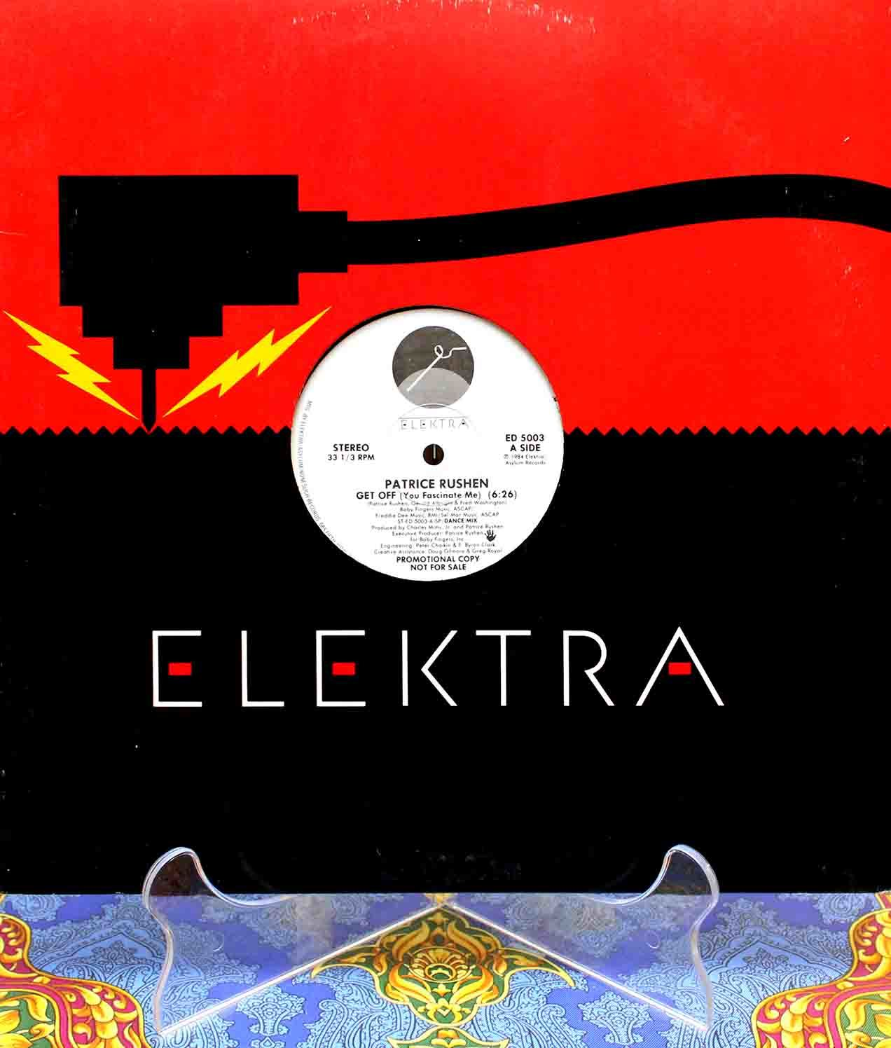 Patrice Rushen – Get Off 01