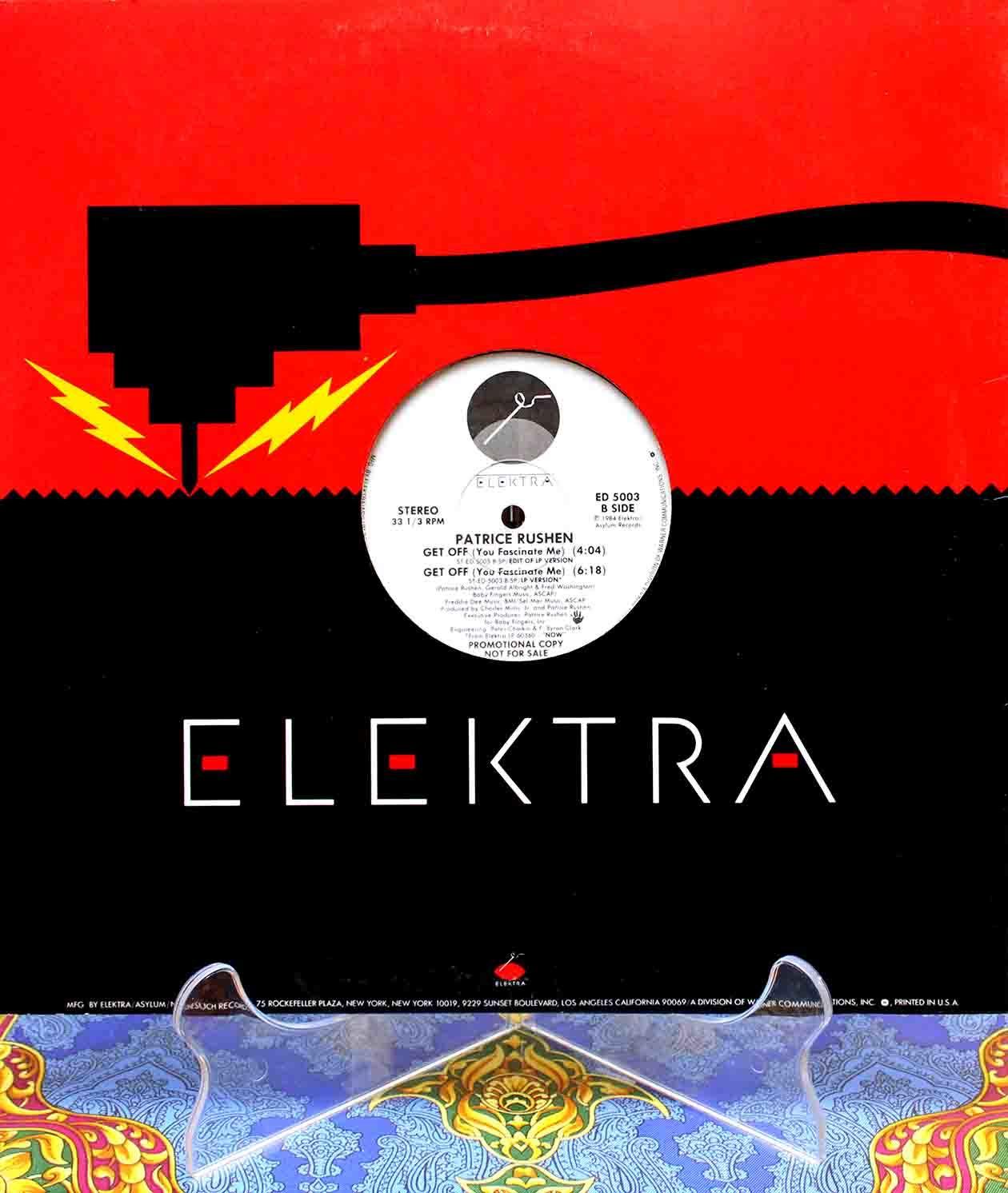 Patrice Rushen – Get Off 02