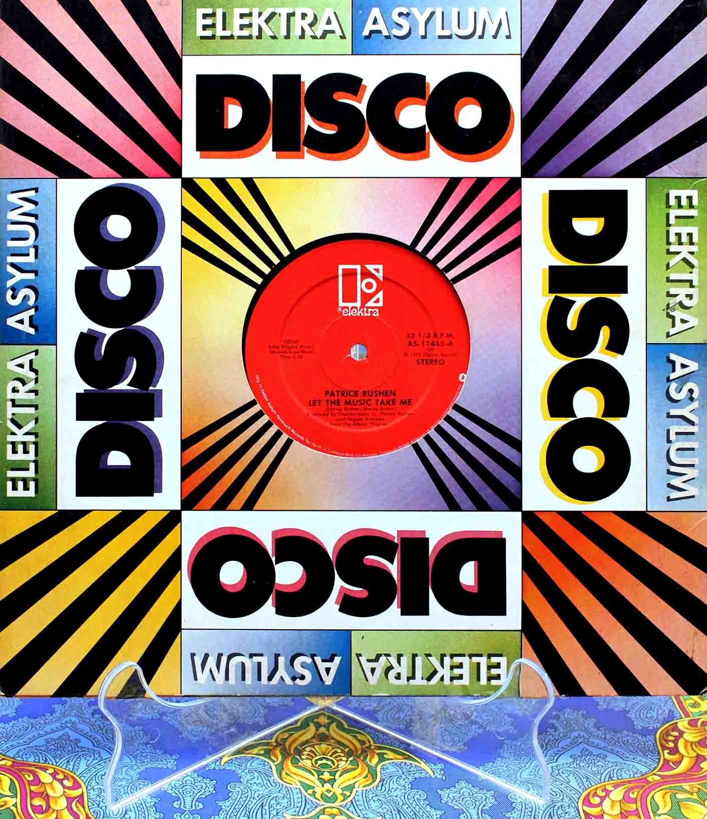Patrice Rushen – Let The Music Take Me 01