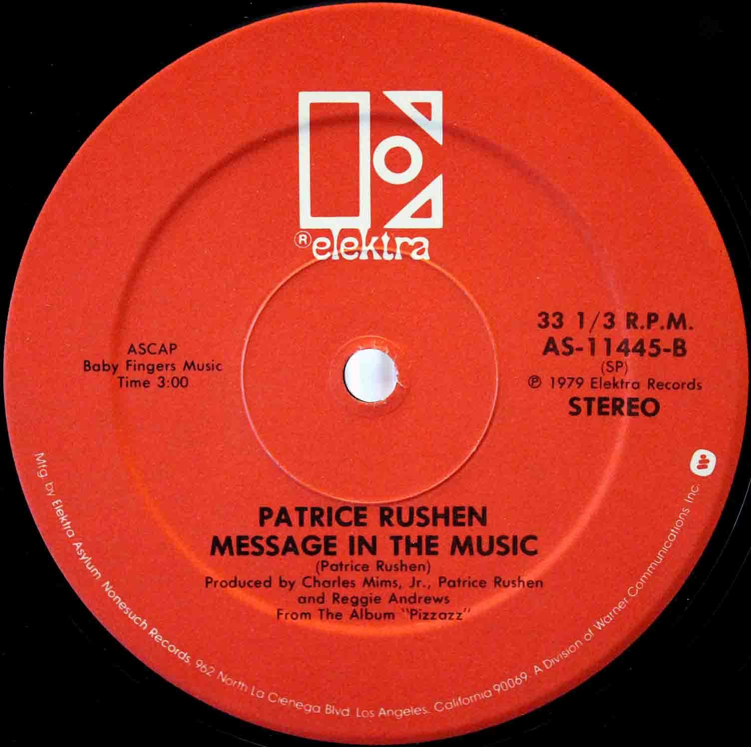 Patrice Rushen – Let The Music Take Me 04