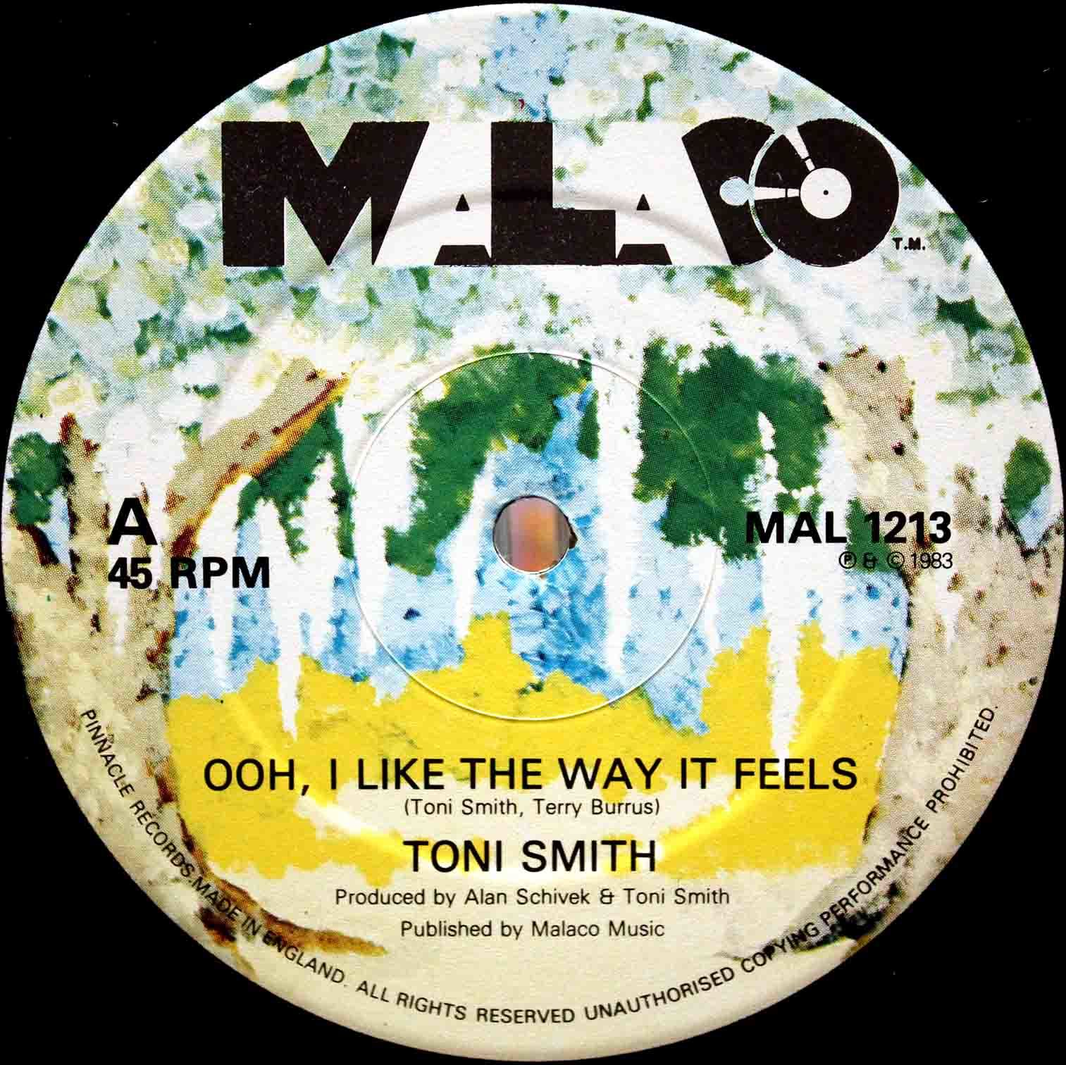 Toni Smith – Ooh, I Like The Way It Feels 03