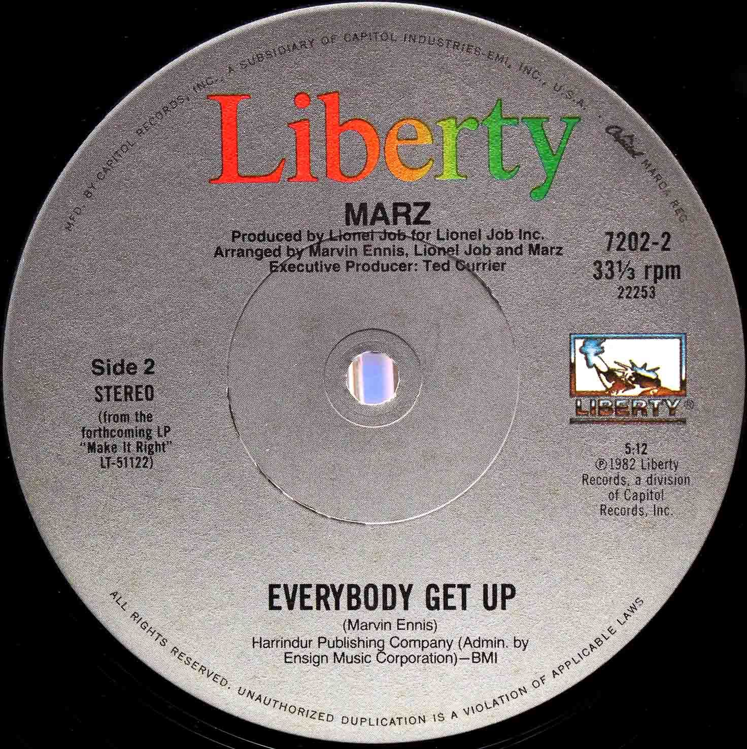 Marz - Everybody Get Up 03