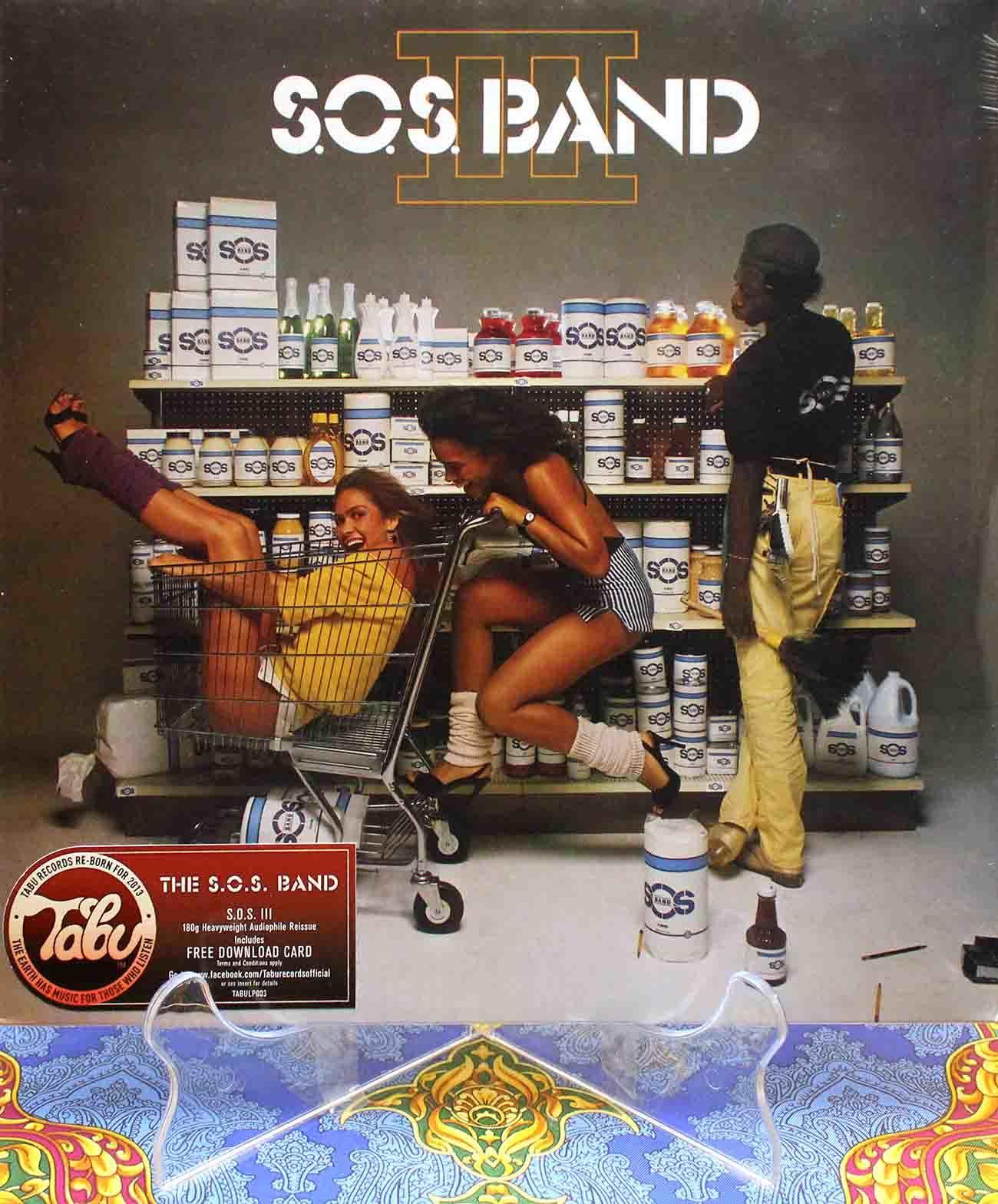 SOS Band 3LP