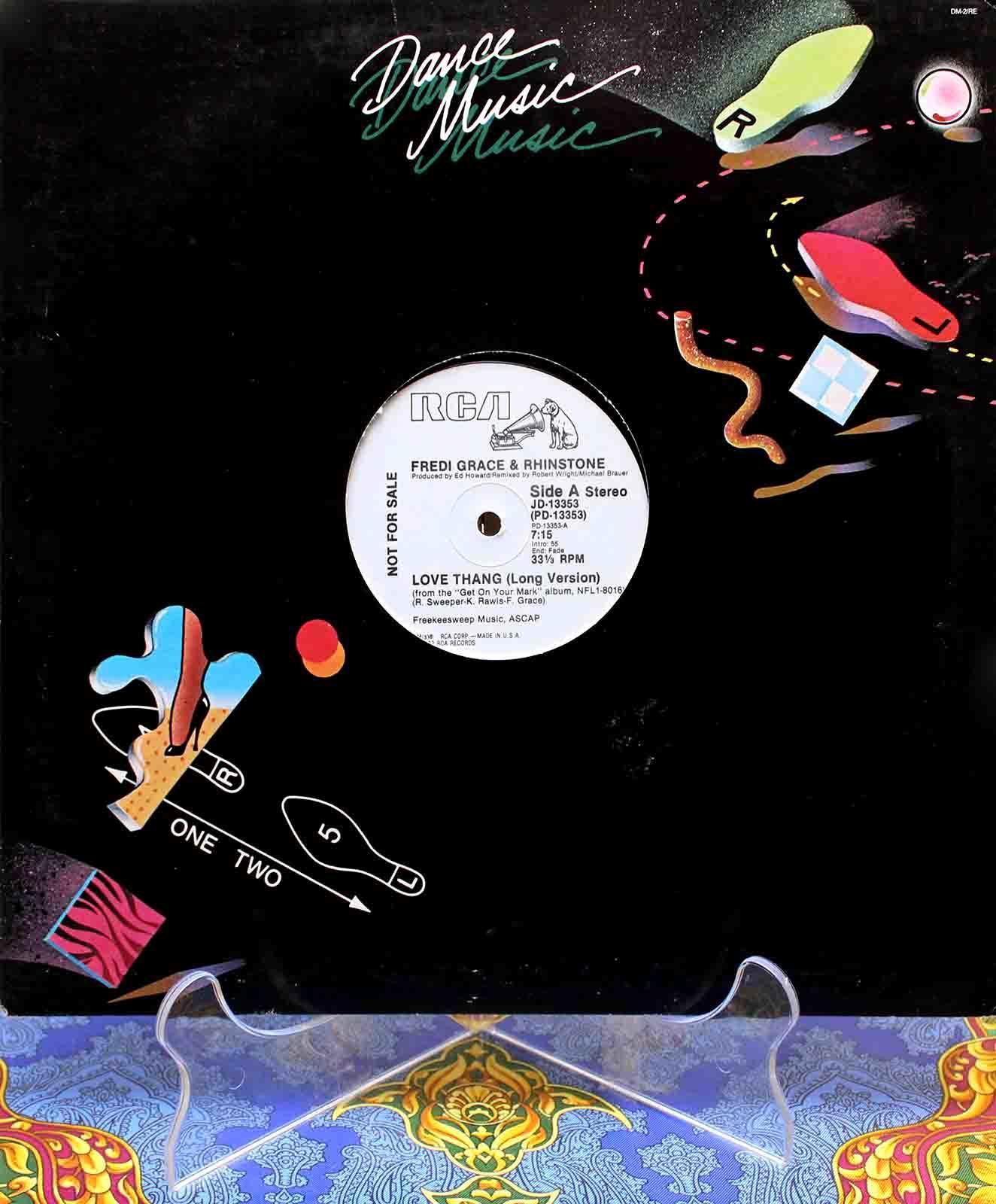 Fredi Grace Rhinstone – Love Thang 01