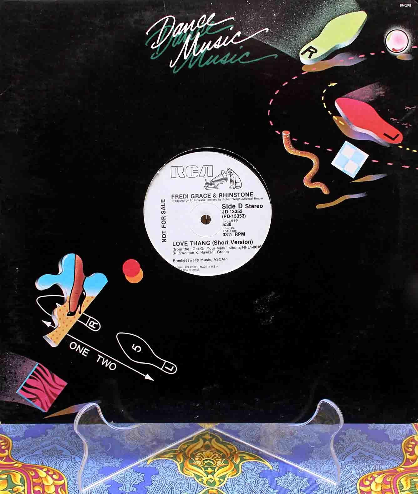 Fredi Grace Rhinstone – Love Thang 02