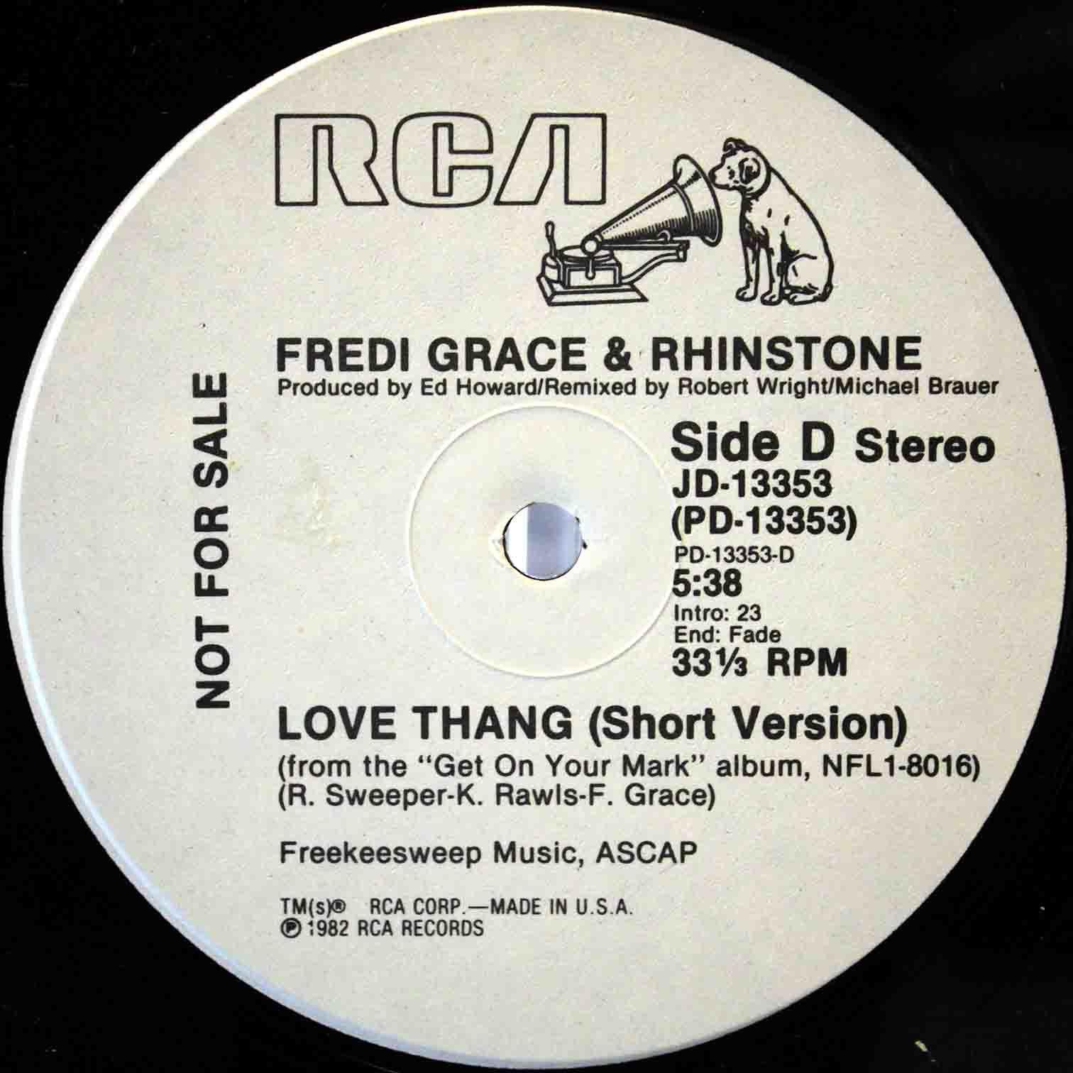Fredi Grace Rhinstone – Love Thang 04