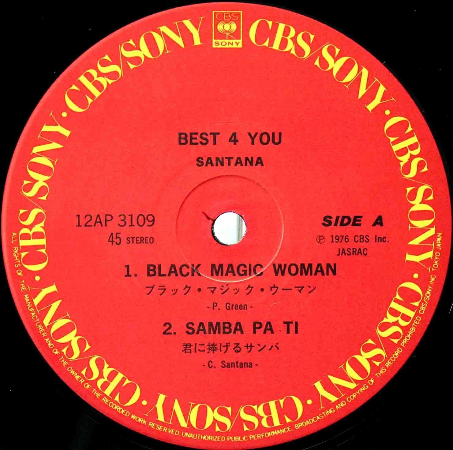 Santana Best 4 03