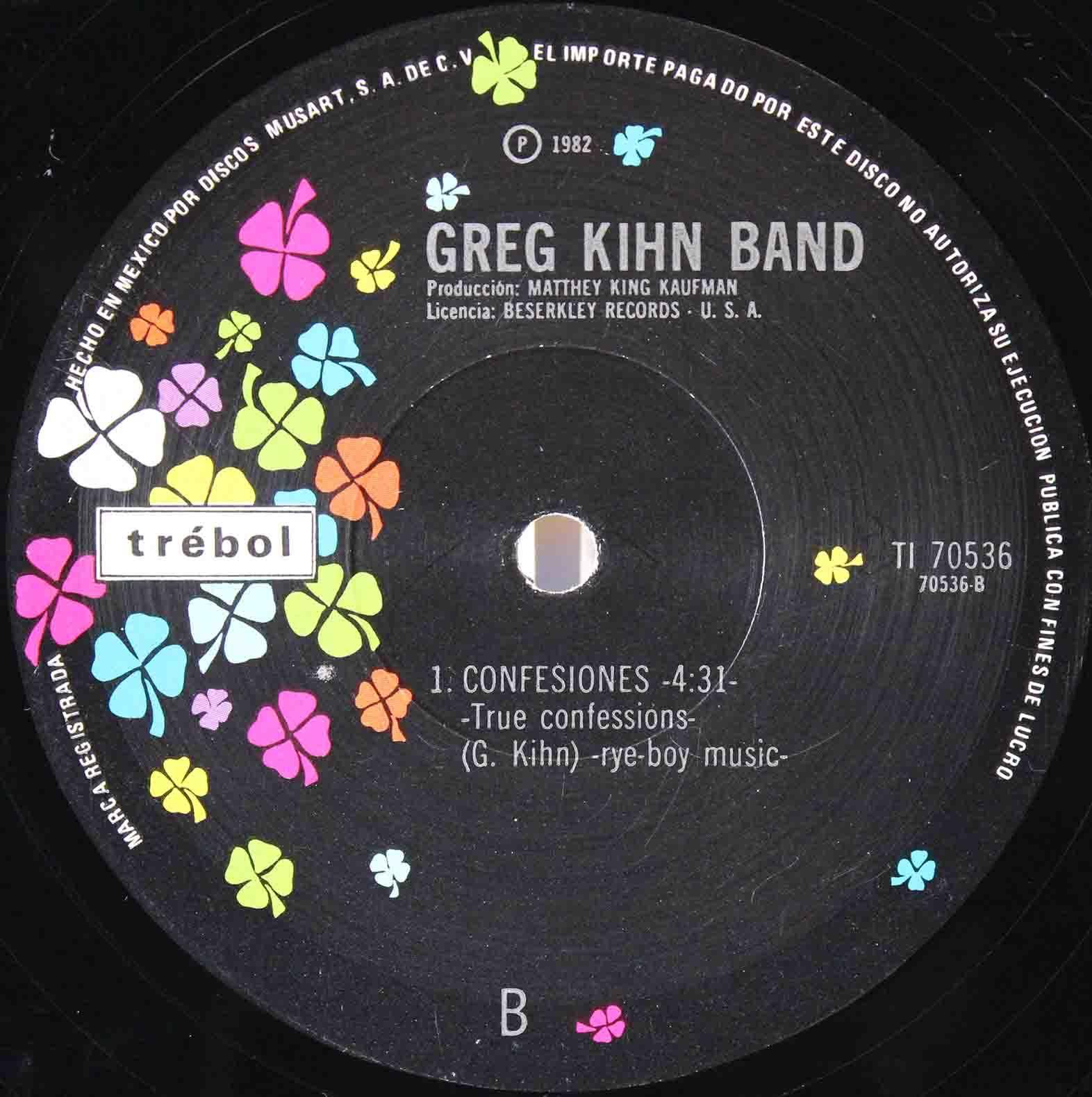 Greg Kihn Band – The Breakup Song 04