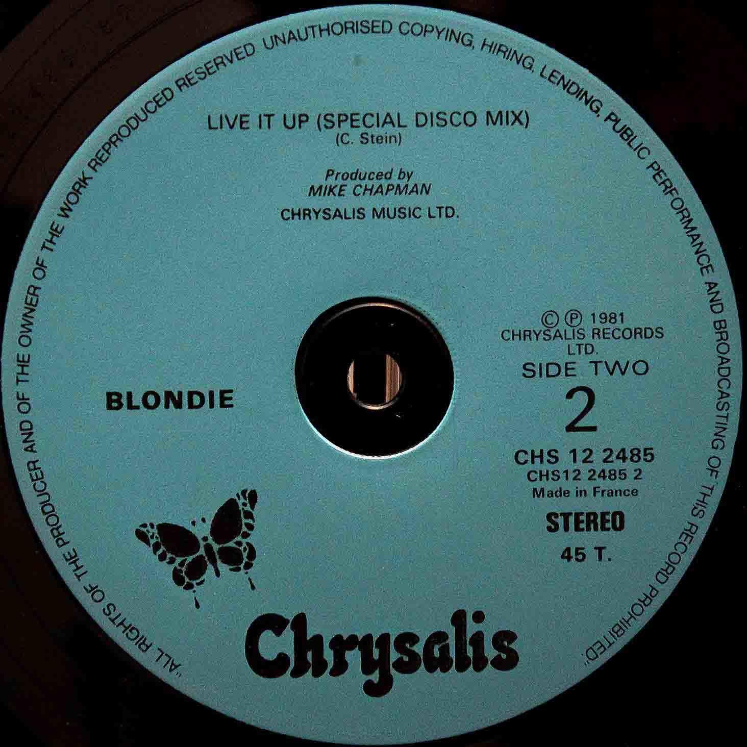 Blondy Rapture 04