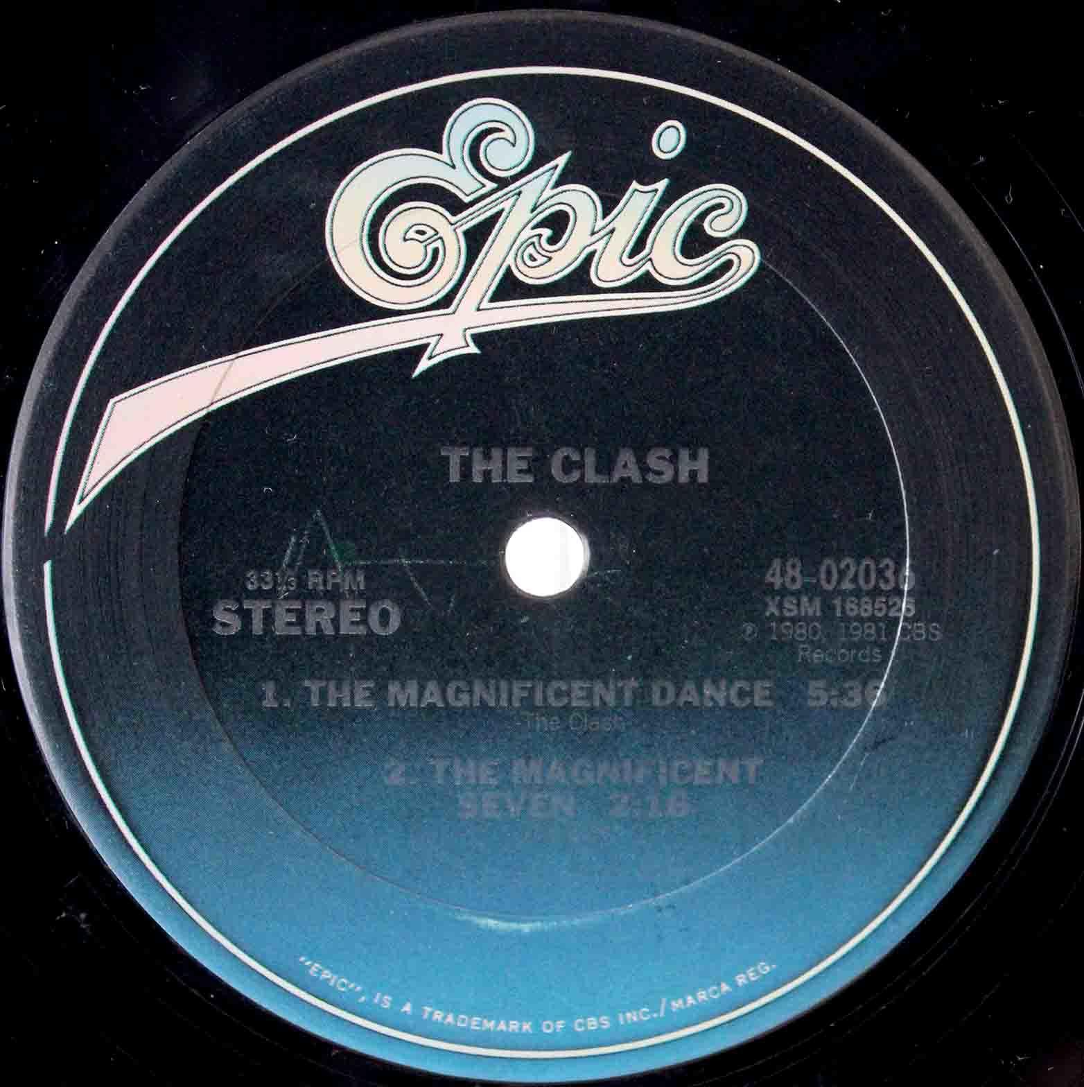 The Clash The Magnificent Seven 02