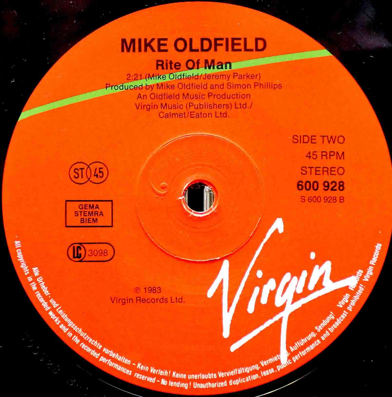 Mike Oldfield 04