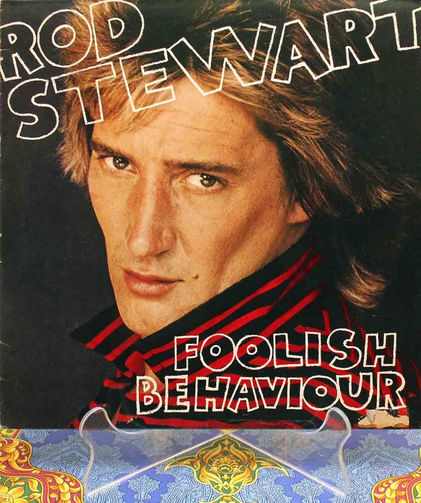Rod Stewart – Foolish 01