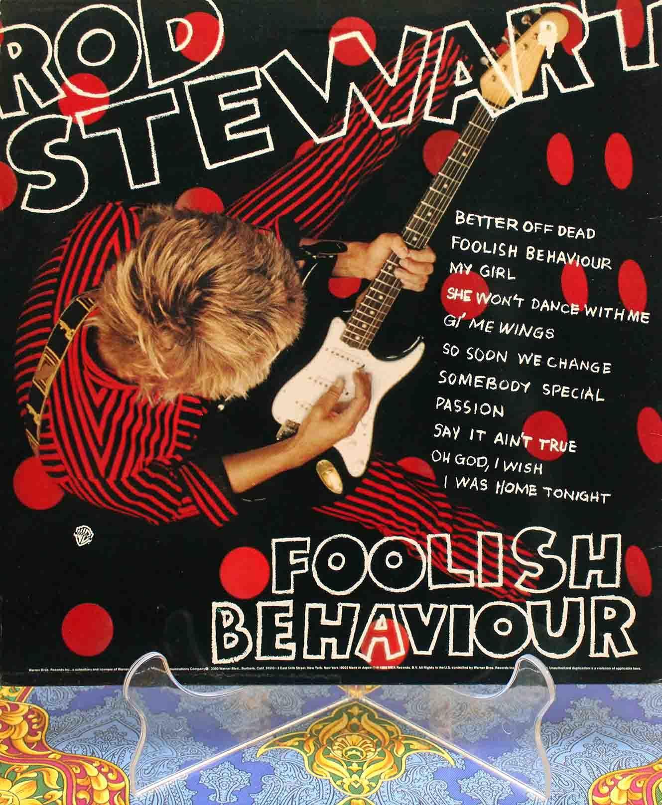 Rod Stewart – Foolish 02