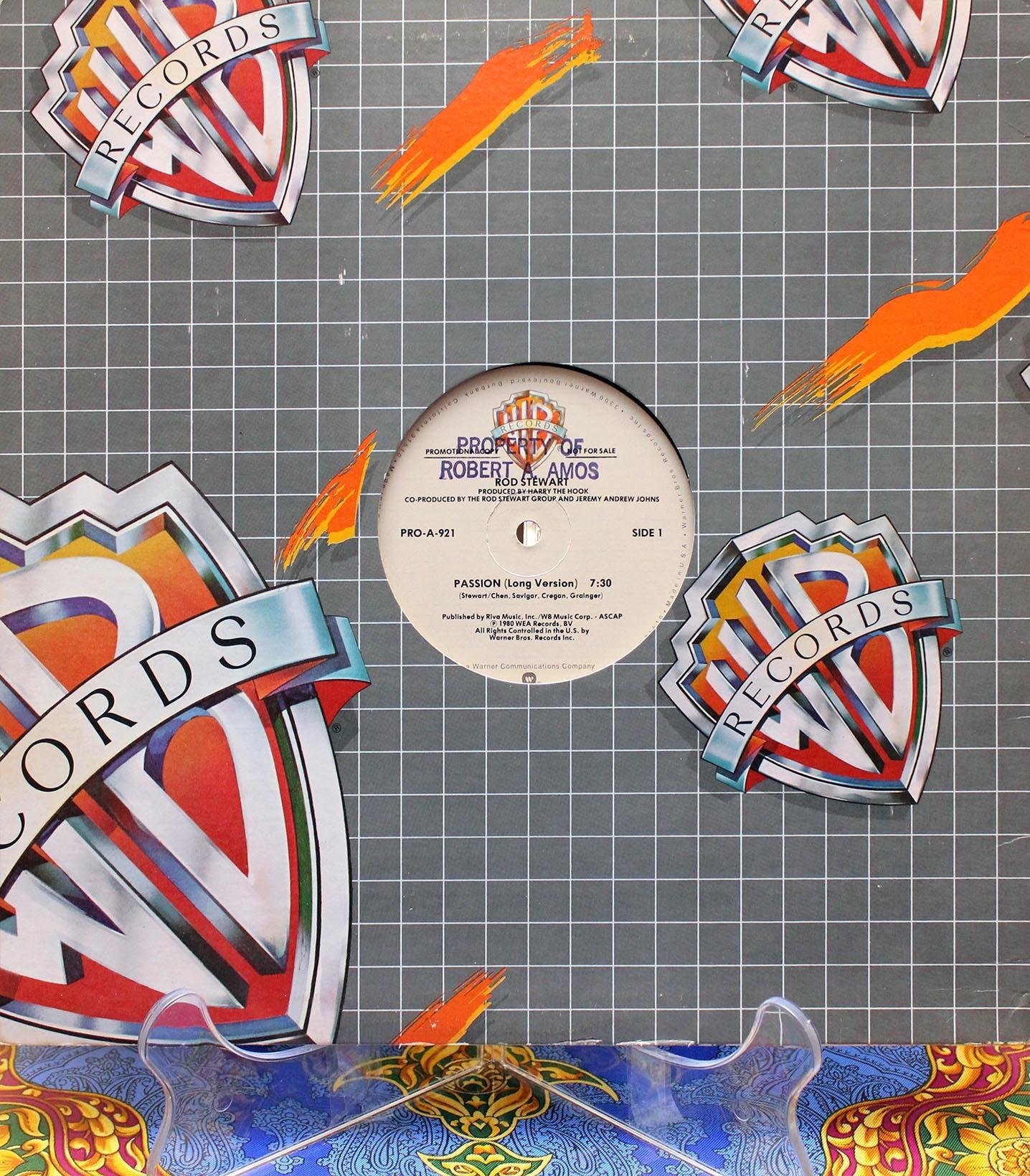 Rod Stewart – Passion 01