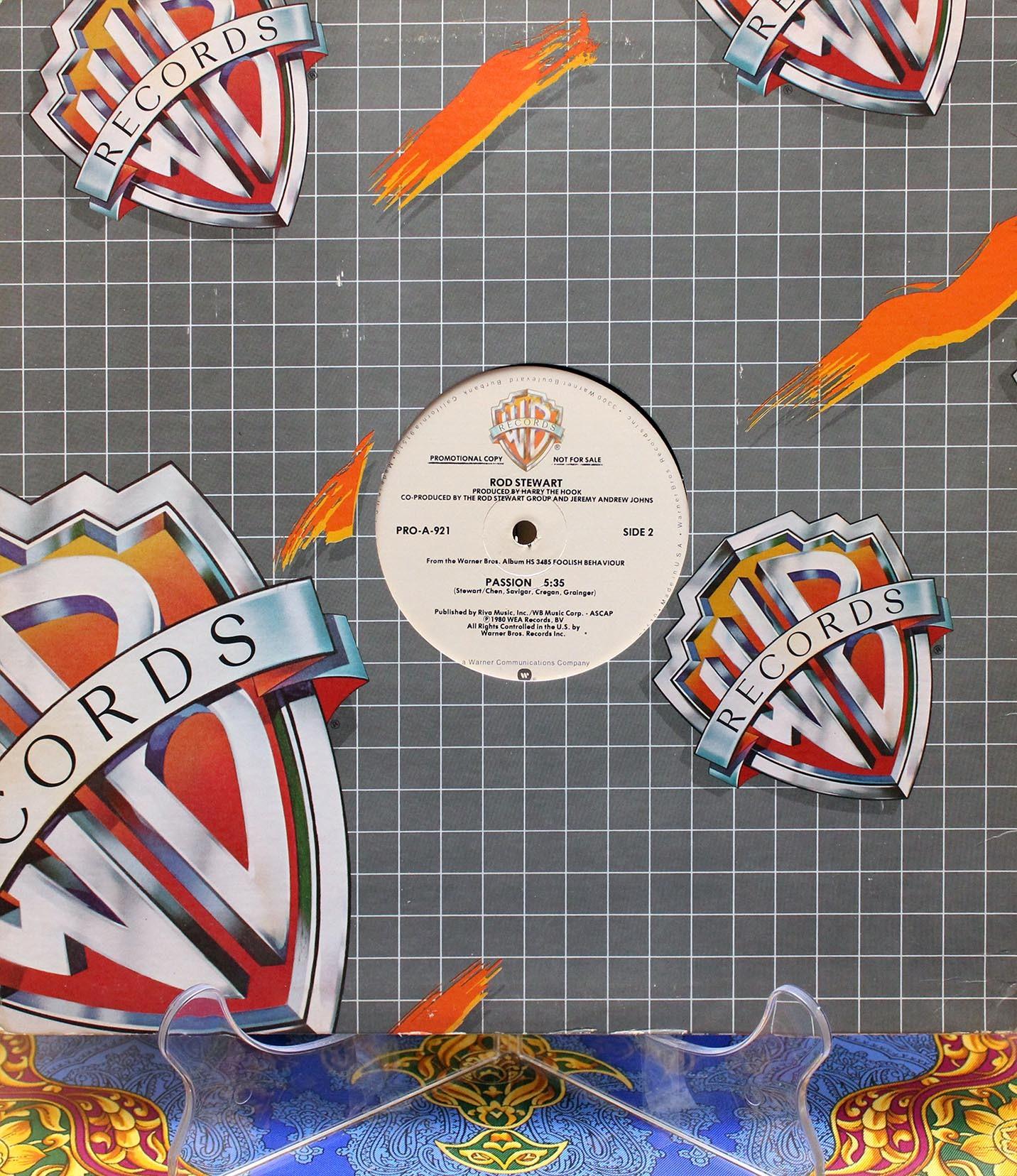 Rod Stewart – Passion 02