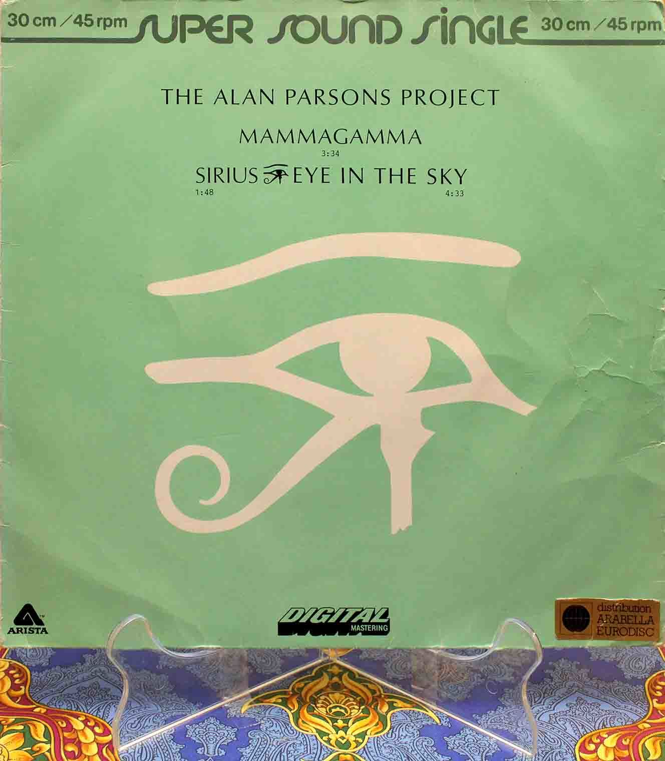 Alan Parsons Project – Eye In The Sky 12 01