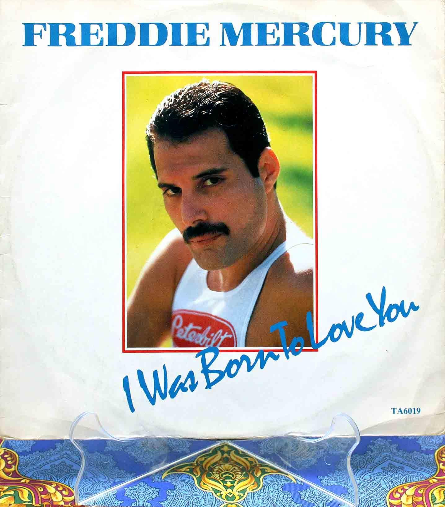 Freddie Mercury – I Was Born To Love You 01