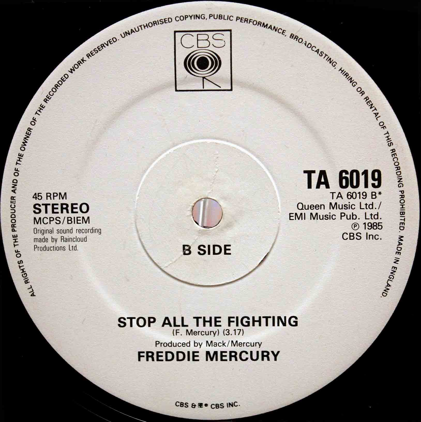 Freddie Mercury – I Was Born To Love You 04