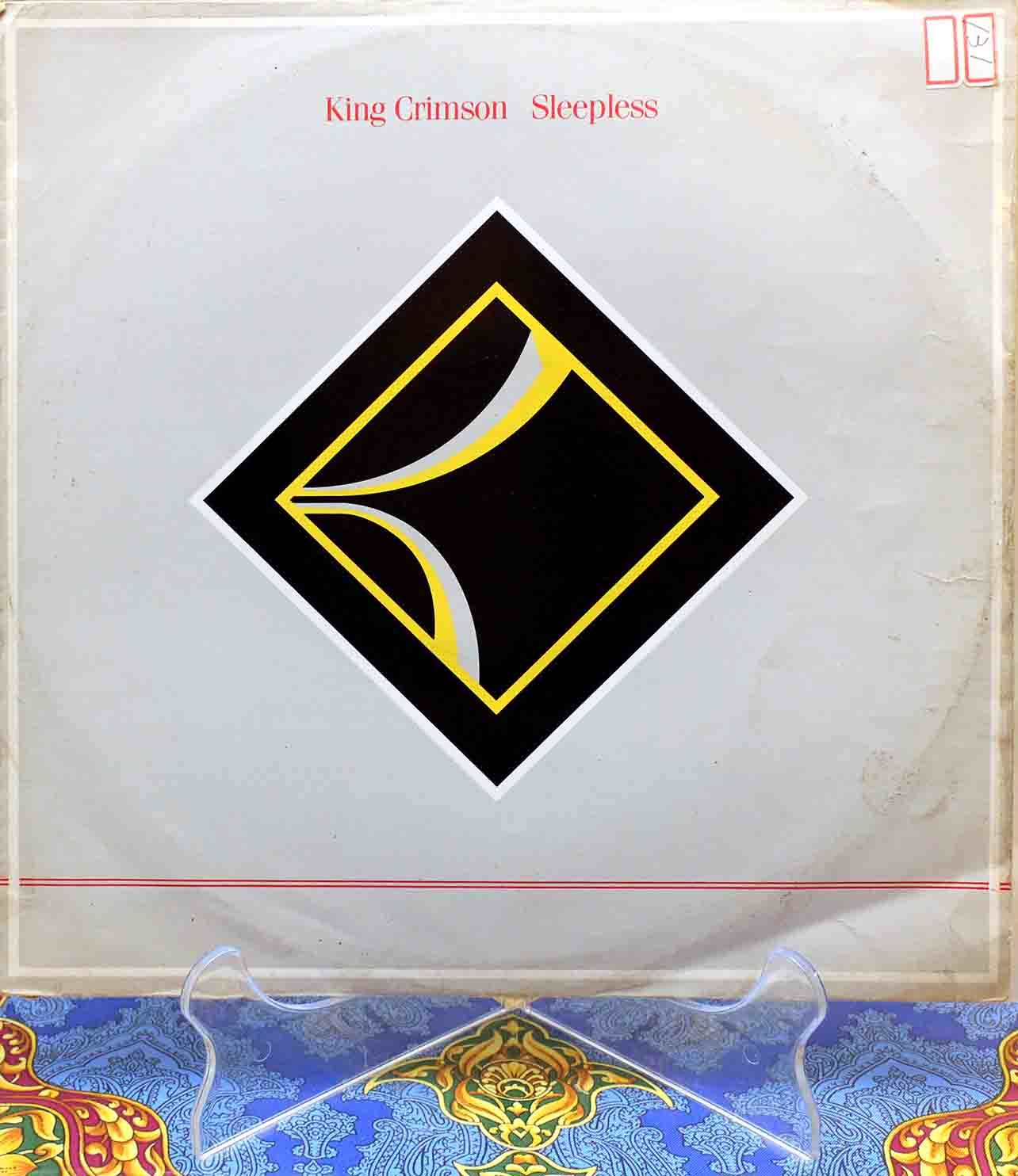 King Crimson Sleepless 01