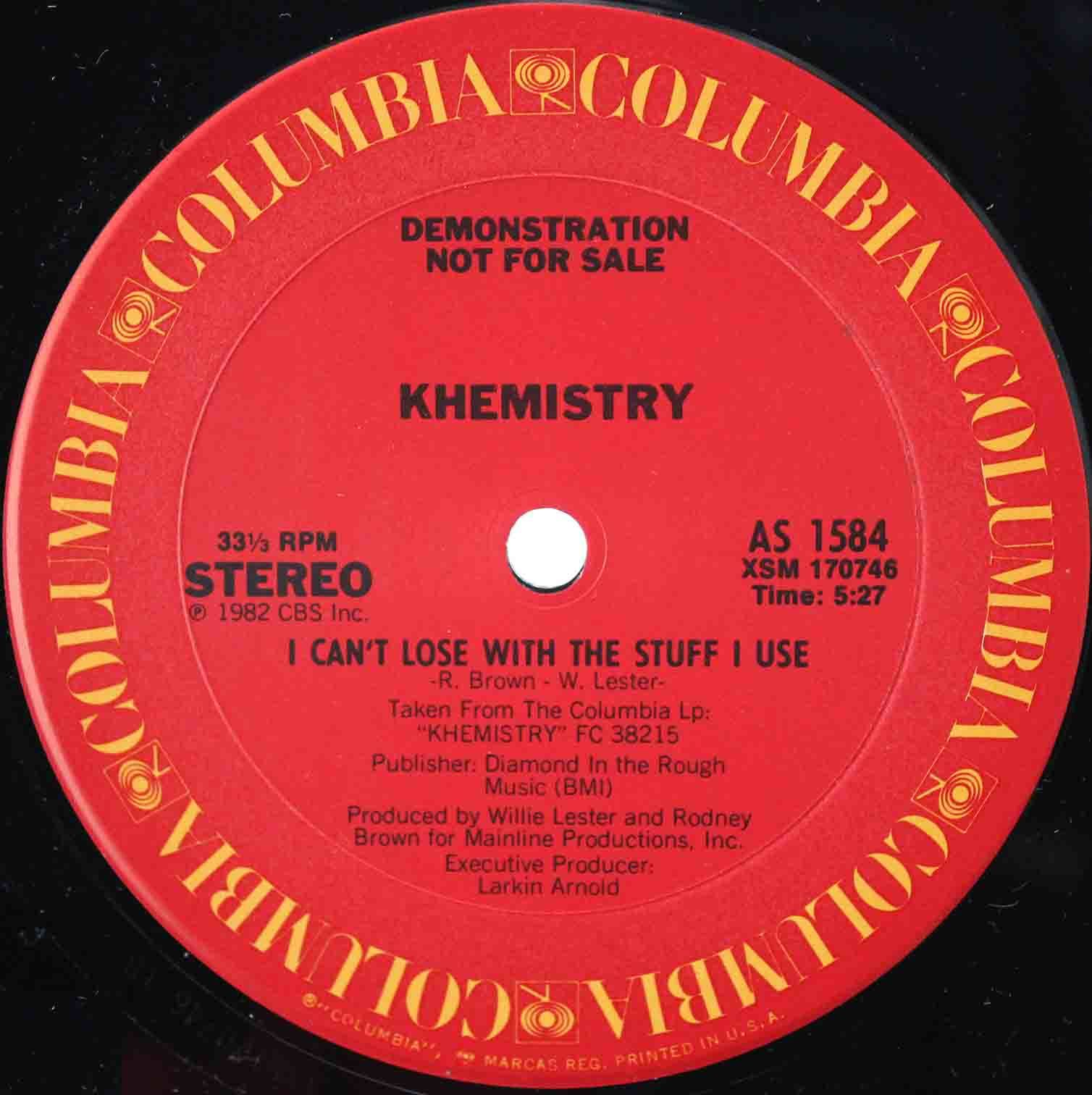 Khemistry I Cant Lose With The Stuff I Use 01