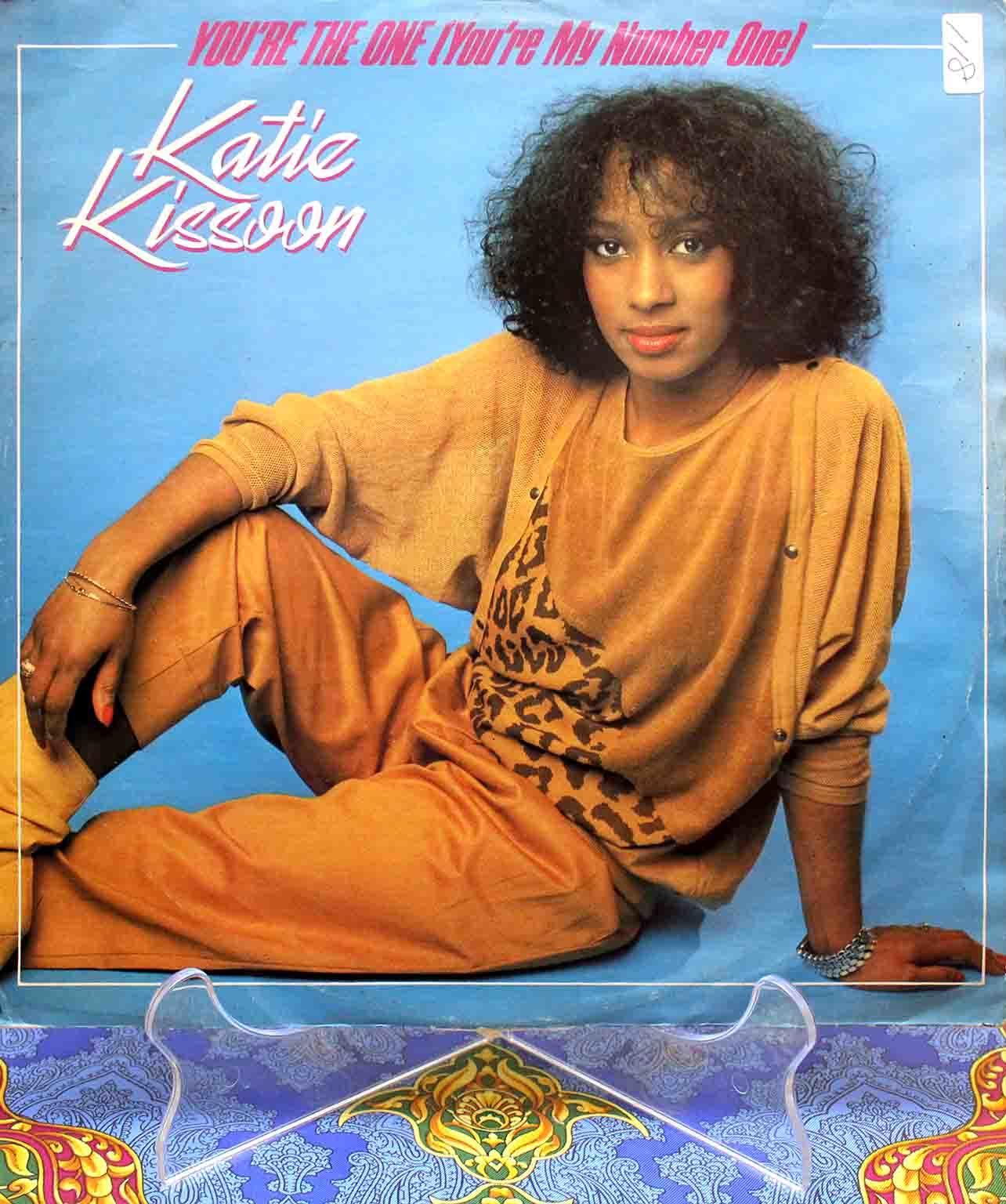 Katie Kissoon Youre The One 01