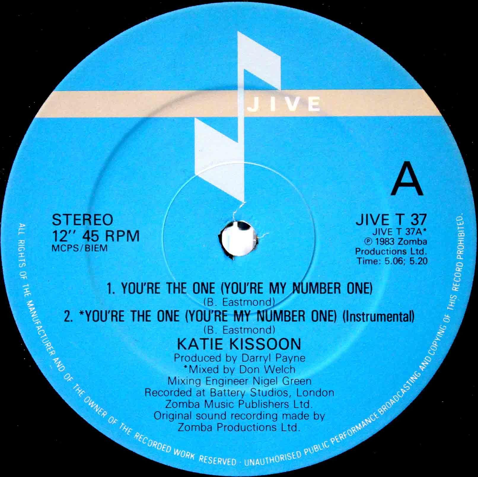 Katie Kissoon Youre The One 03