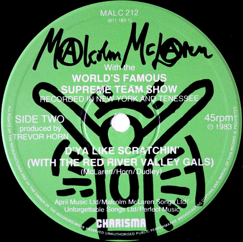 Malcolm Mclaren D Ya Like Scratchin 03