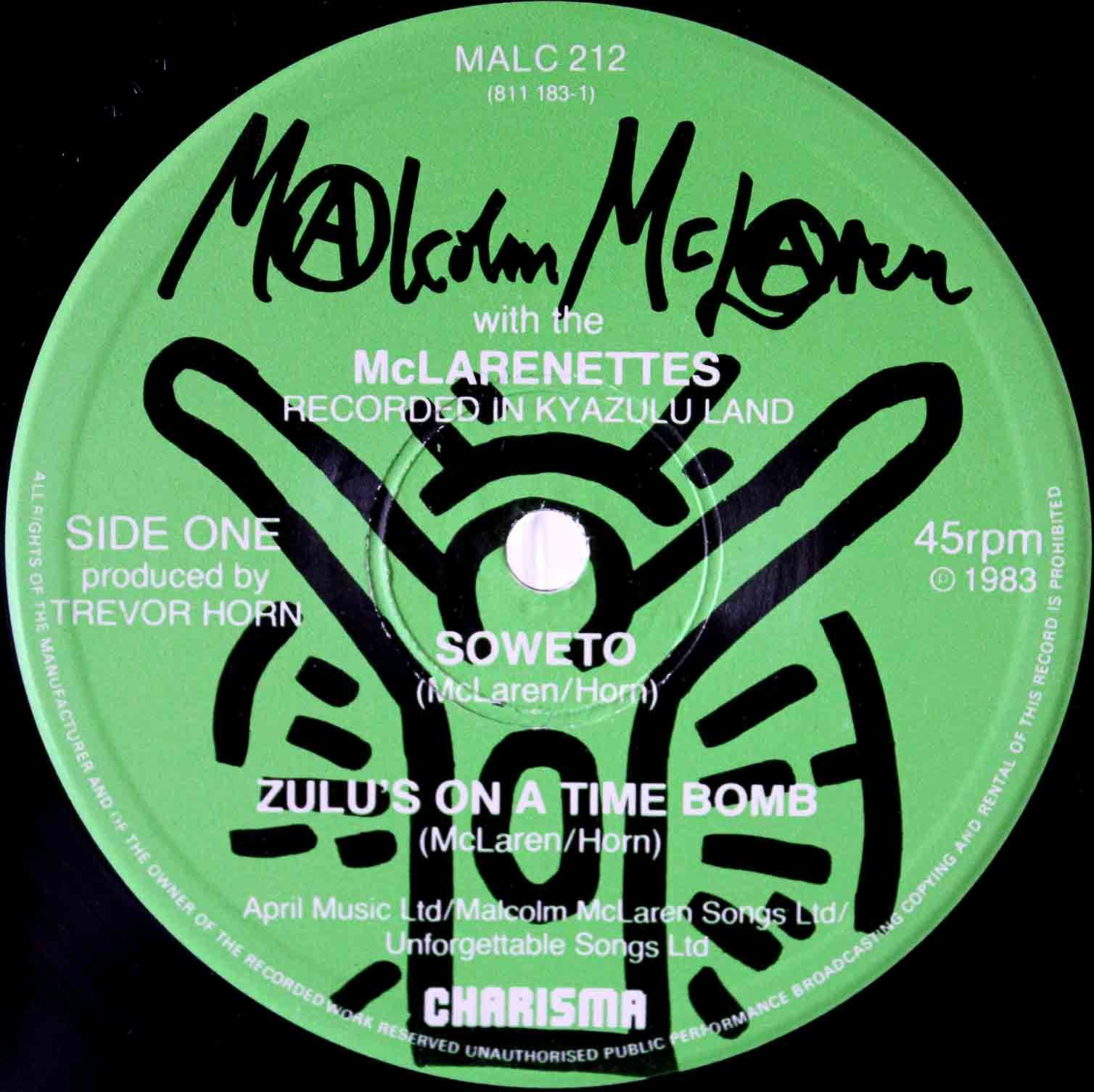 Malcolm Mclaren D Ya Like Scratchin 04