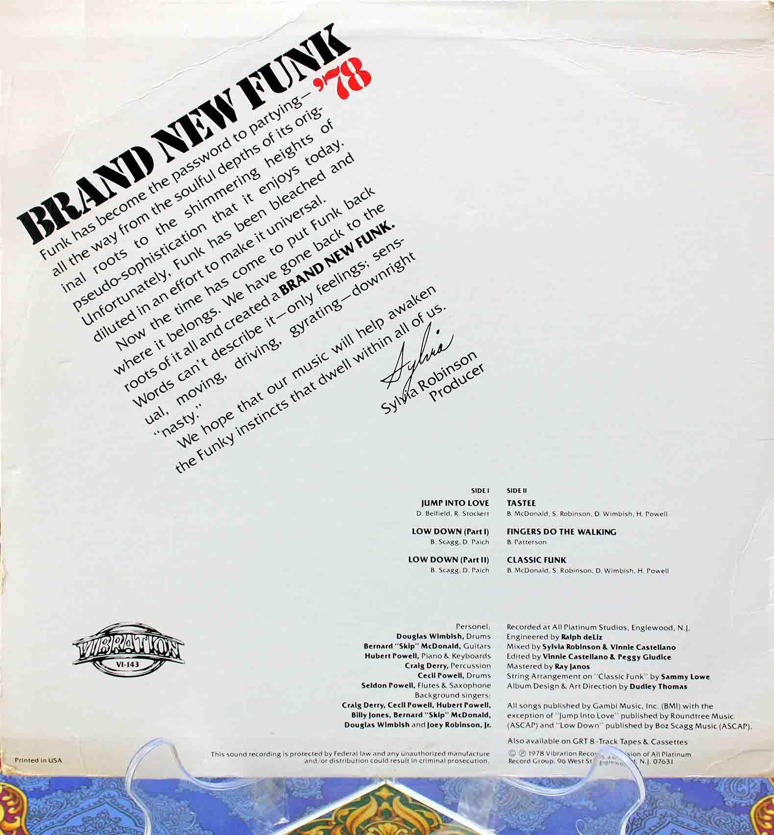 Brand New Funk 78 02