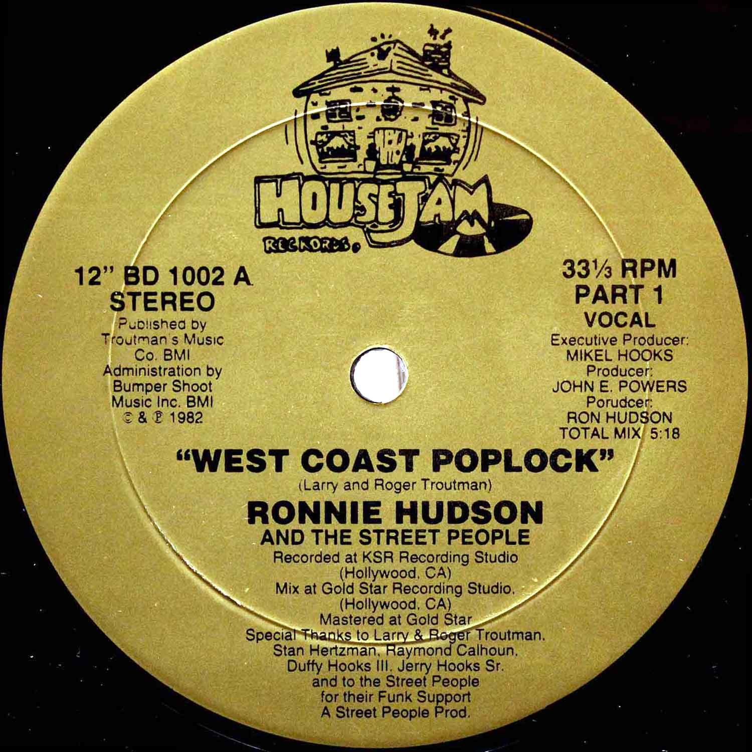 Ronnie Hudson West Coast Poplock 03