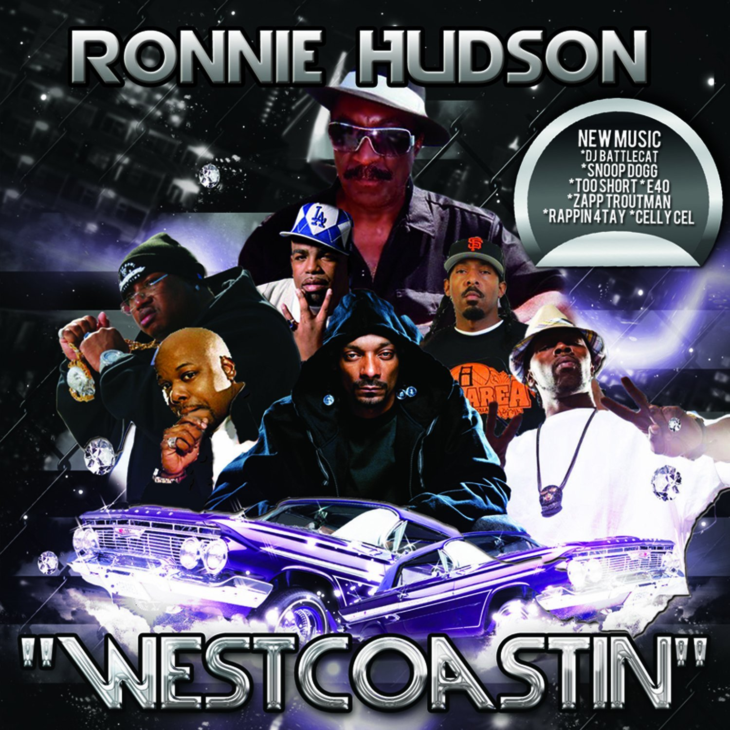 Ronnie Hudson West Coast Poplock 05