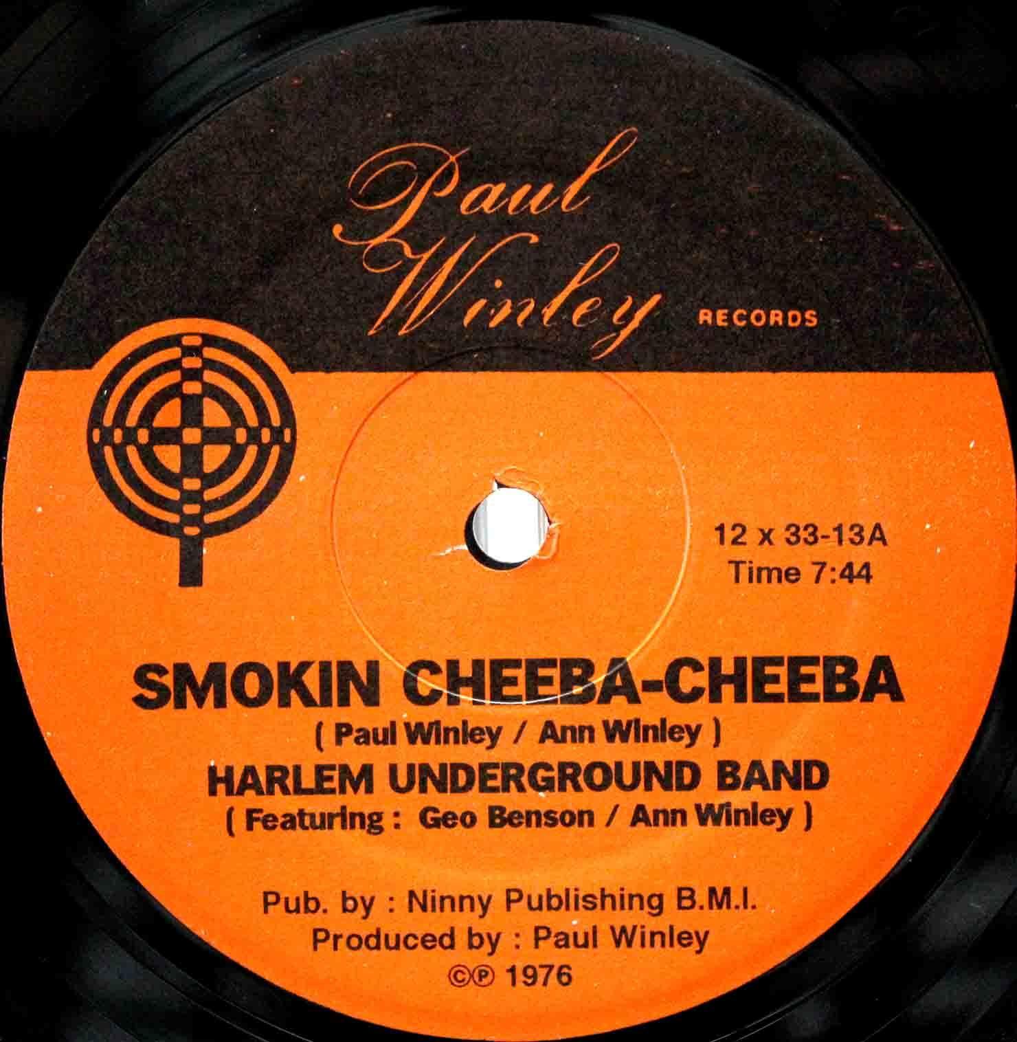 Harlem Underground Band - Smokin Cheeba Cheeba 02