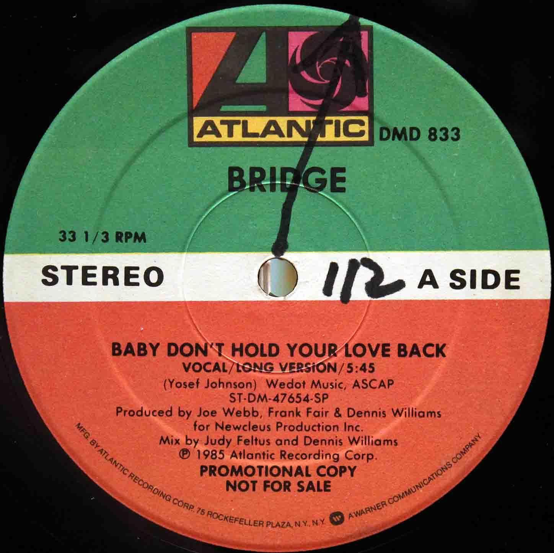 Bridge baby 03