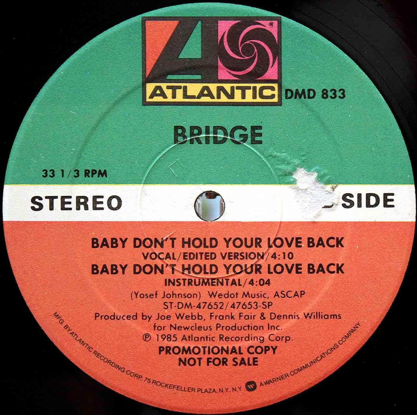 Bridge baby 04