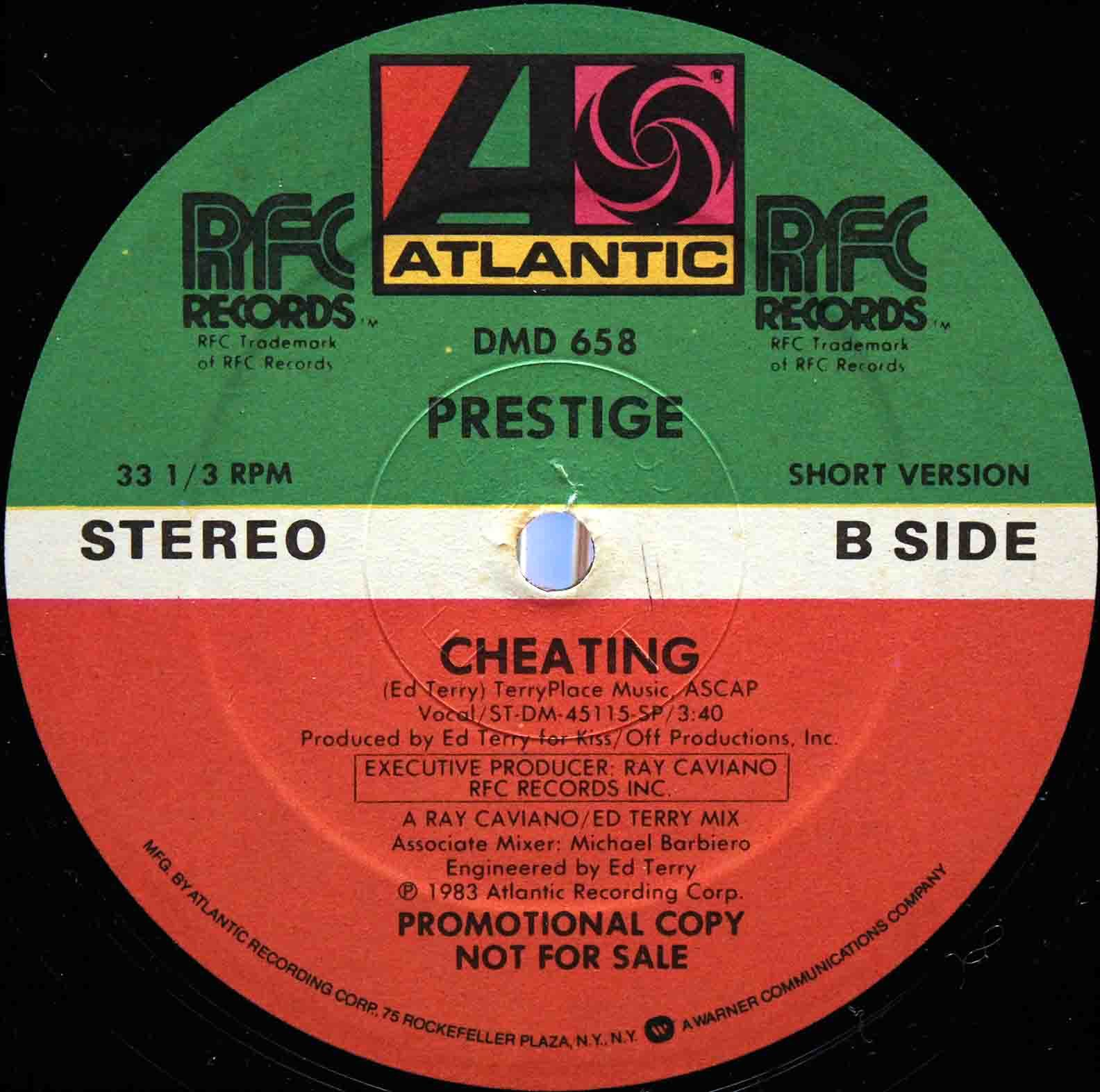 Prestige ‎– Cheating 04