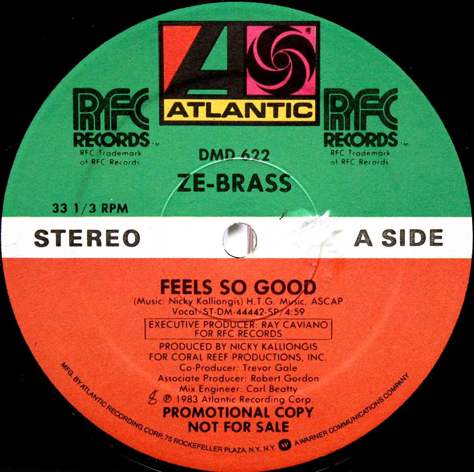 Ze-Brass ‎– Feels So Good 03