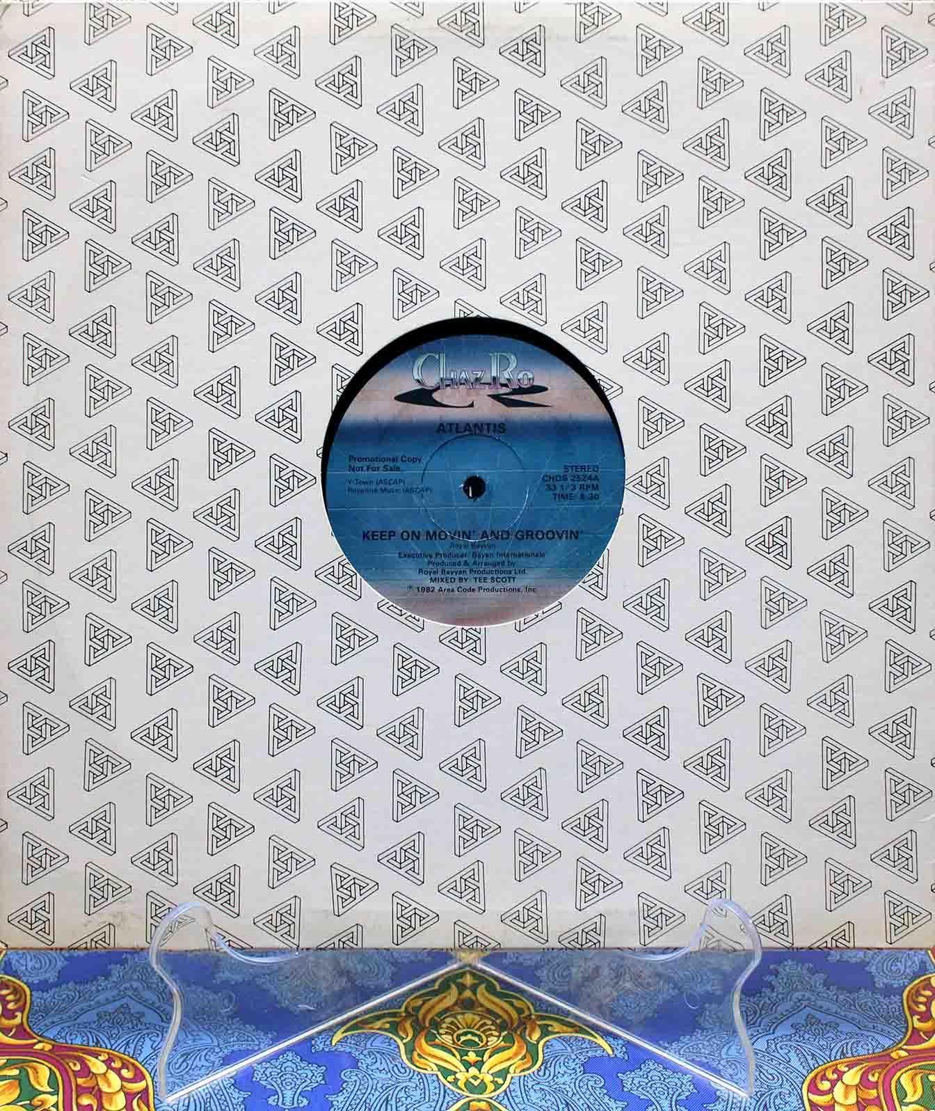 Atlantis – Keep On Movin And Groovin 01