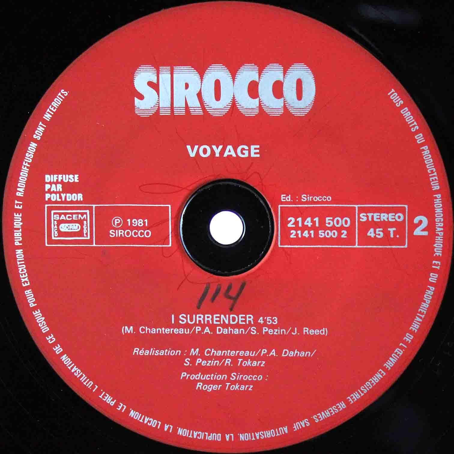 Voyage – Lets Get Started 04