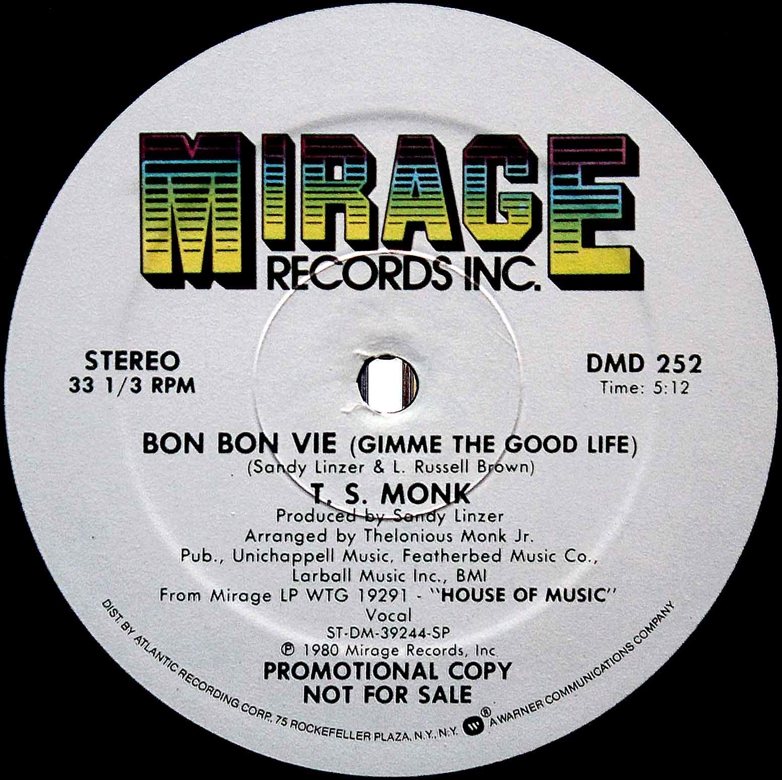TS Monk – Bon Bon Vie 02