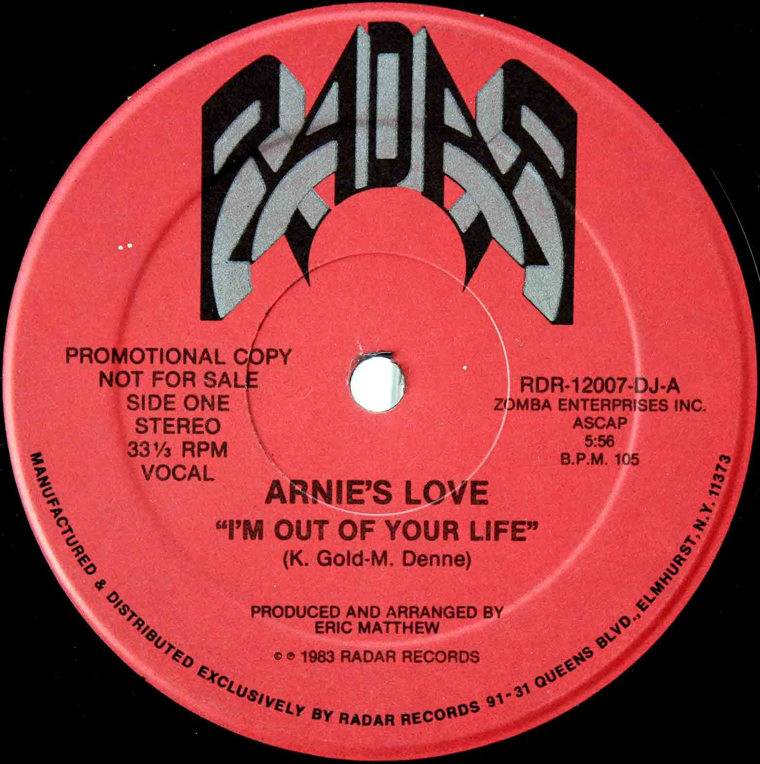 Arnies Love - Im Out Of Your Life 03