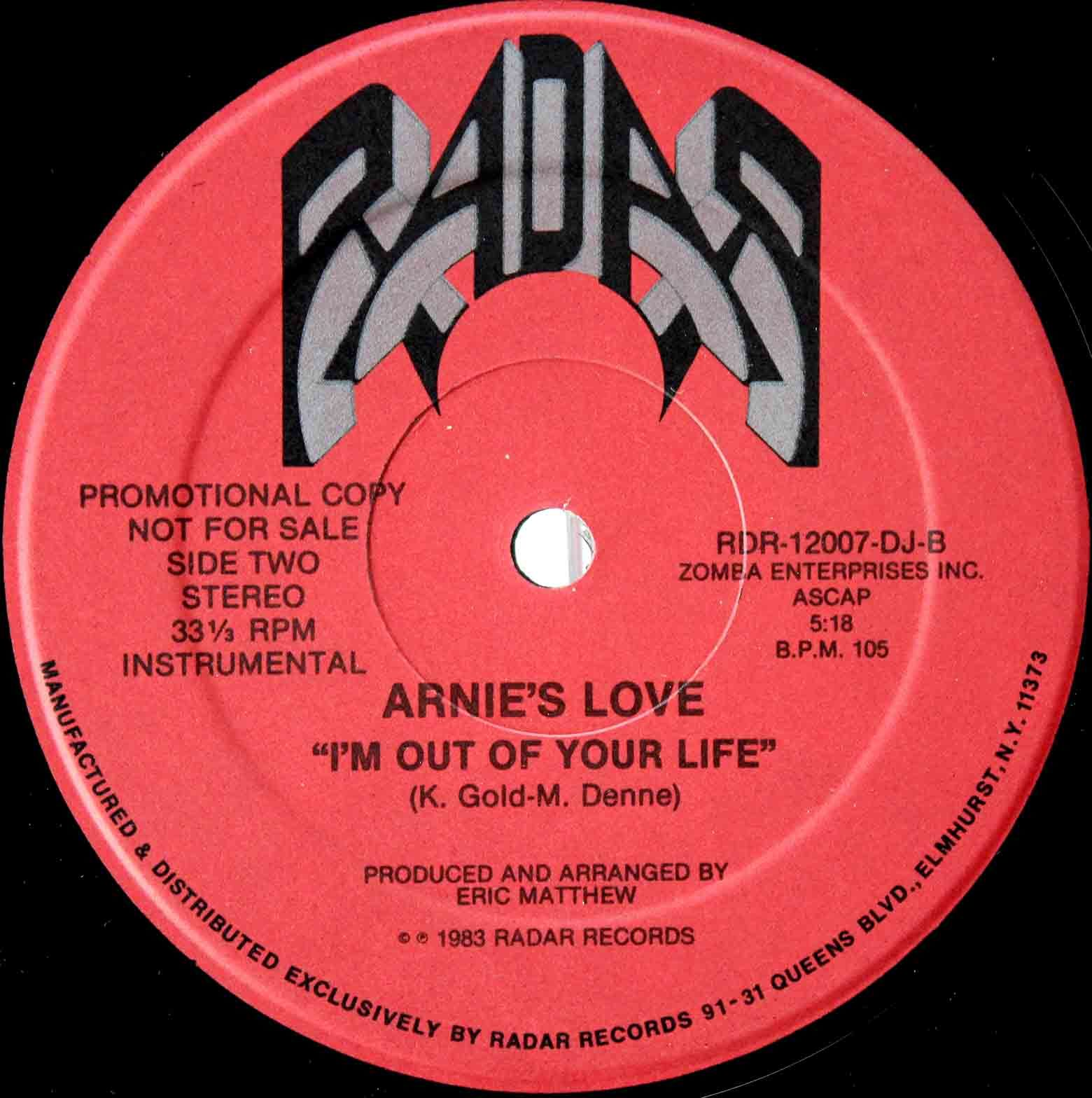 Arnies Love - Im Out Of Your Life 04