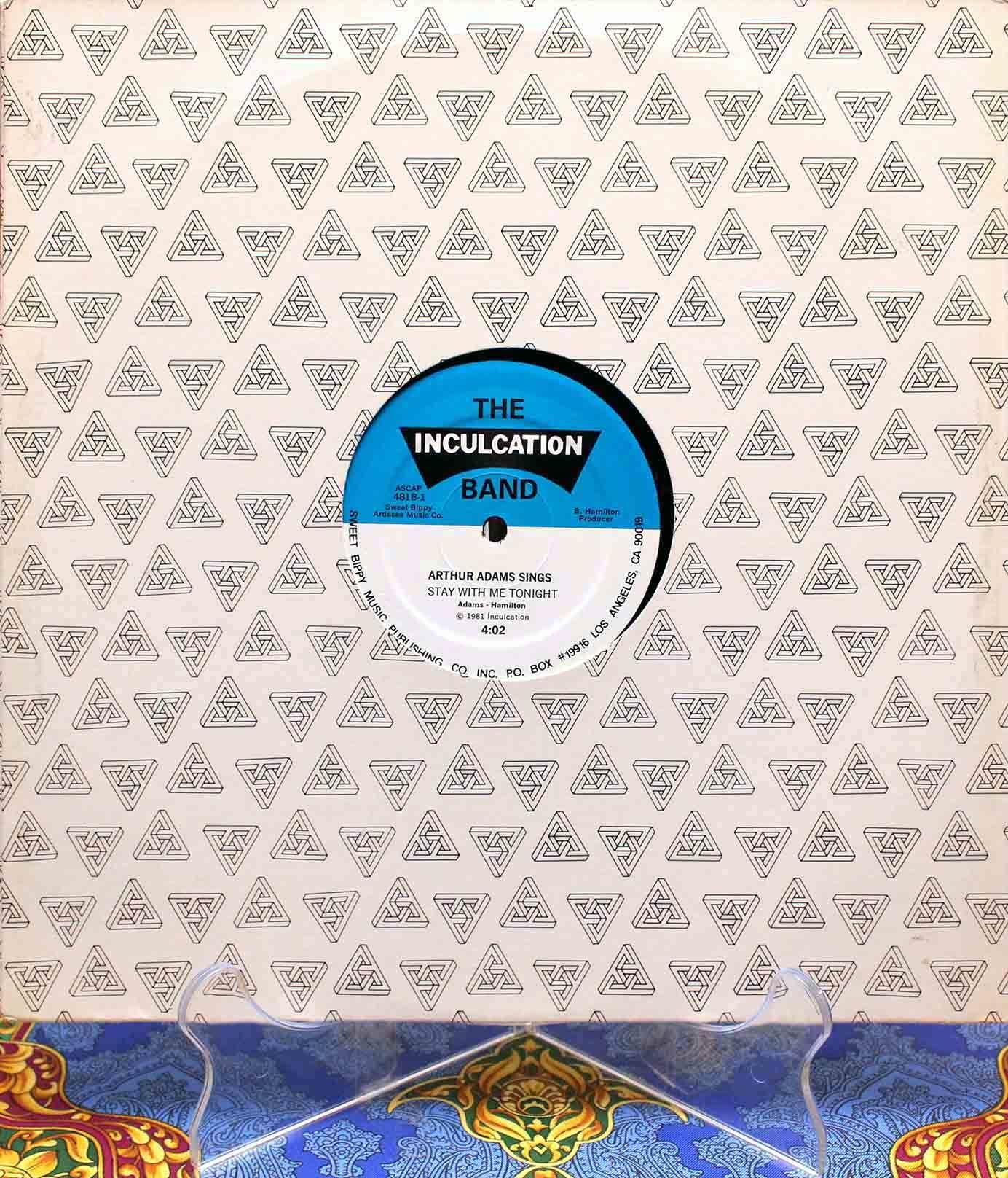 Arthur Adams – You Got The Floor 02