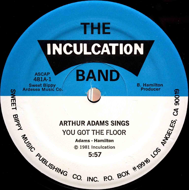 Arthur Adams – You Got The Floor 03