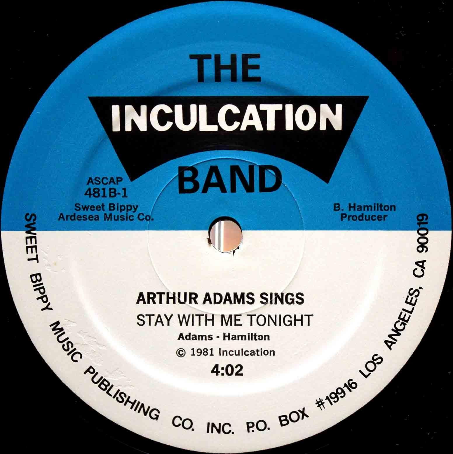 Arthur Adams – You Got The Floor 04